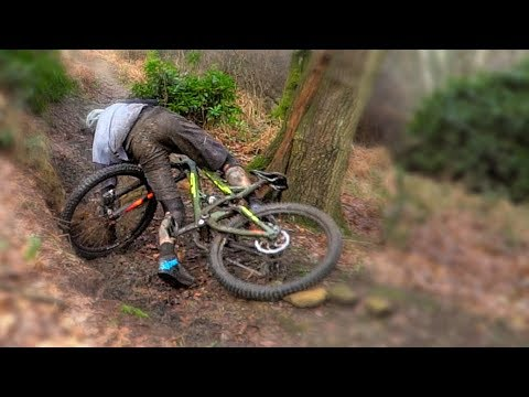 Could you ride this track on a hardtail