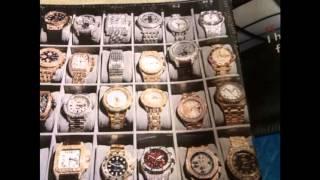 FLOYD MAYWEATHER Buys A Million Dollar HUBLOT Watch While In Dubai