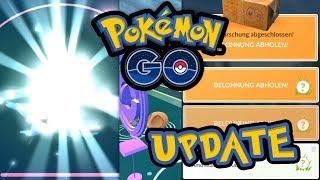 Update 0.105.0 & bestes Event-Pokémon   Pokémon GO Deutsch #630