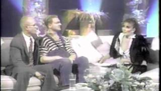 Erasure Interview by Verónica Castro (La Movida, Mexico, 1991)