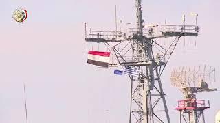 Egyptian-Greek Joint Aeronautical Training