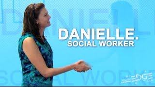 I Wanna Be a Social Worker · A Day In The Life Of A Social Worker