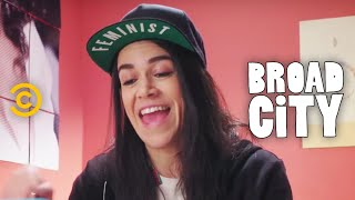Hack Into Broad City - Sharing a Bowl