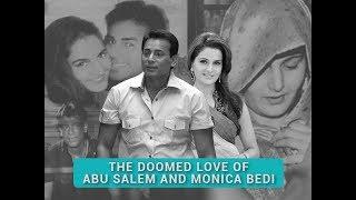 ABU SALEM-MONICA BEDI WTF: Abu Salem terrorised Bollywood to get  Monica Bedi a debut