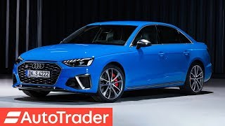 FIRST LOOK: 2019 Audi A4