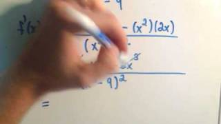 Finding Critical Numbers - Example 1