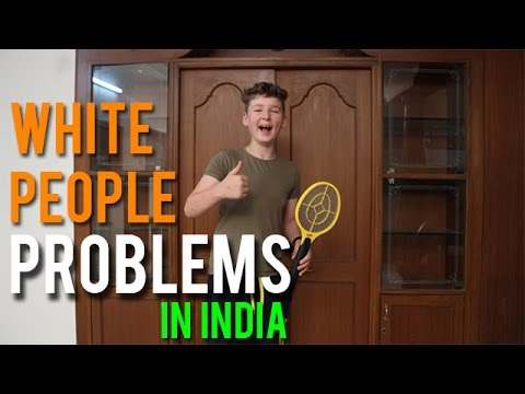 White People Problems In India - Very Funny - Ventuno Humor