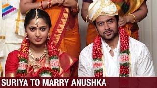 Suriya to Marry Anushka | Exclusive News | Latest Movie Updates | Kaaki Janaki | Telugu Filmnagar