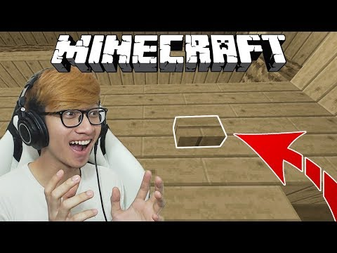 BUTTON YANG PALING SUSAH DI TEMUKAN DI MINECRAFT ! - MINECRAFT FIND THE BUTTON