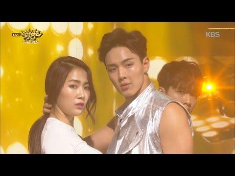 뮤직뱅크 - 섹시 케미 발산하는 스페셜 콜라보!.20160624