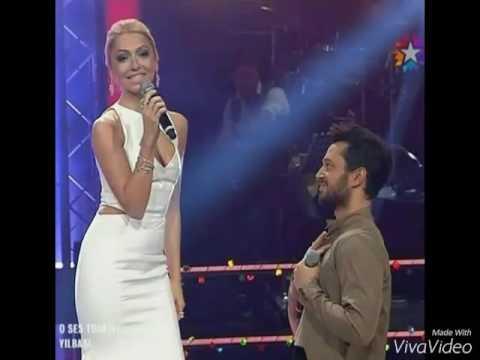 Hadise ve Murat boz aleni aleni