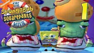 NO CHEESE! | SpongeBob SquarePants Movie Game | Ep. 1