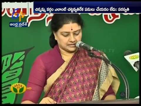 Bitter Battle Between Panneerselvam and Sasikala over Jaya's legacy in Tamil Nadu