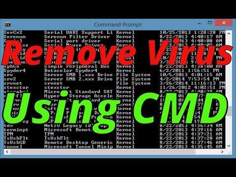Xxx Mp4 How To Remove Virus Using CMD WIN 7 8 8 1 10 Easy 100 Fix 3gp Sex