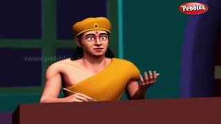 A Lesson with Interest | मराठी गोष्टी | 3D Moral Stories of Tenali Raman in Marathi For Kids