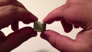 How To Make A $100 Origami Ring