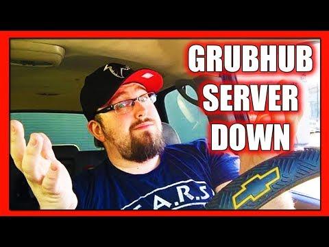 Xxx Mp4 GrubHub Down Again GrubHub Server Error 4 22 18 GrubHub Delivery Driver Tips 2018 3gp Sex