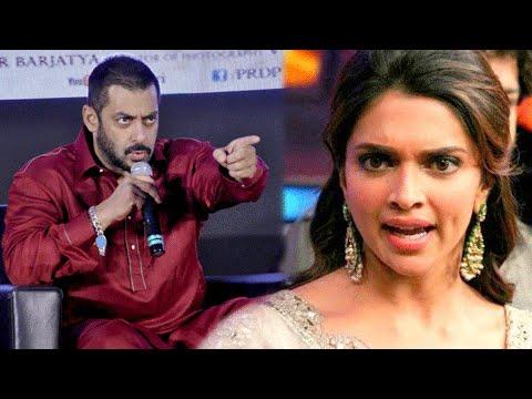 Salman Khan - Deepika Padukone WAR In Kabir Khan's Next?