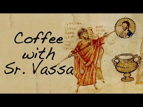 Coffee with Sister Vassa Ep.21 (2nd Week of Lent / Iconoclasm)