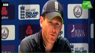 #Ind vs Eng : Eoin Morgan: Clinical performance by the team, we rose to the challenge