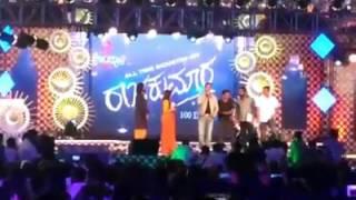 Sudeep sings Rajakumara film song
