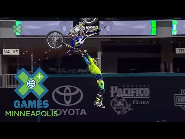 FULL BROADCAST: Pacifico Moto X Freestyle Final | X Games Minneapolis 2017