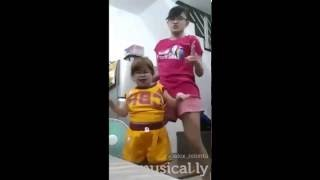 MAHAL Musical.ly Compilation - Super Funny 😁😀😂