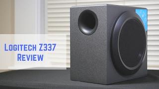 Logitech Z337 Review