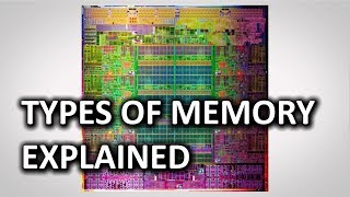 Different Kinds of Memory as Fast As Possible