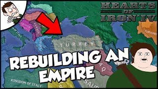Trying Making the Ottoman Empire Great Again Hearts of Iron 4 HOI4 Gameplay