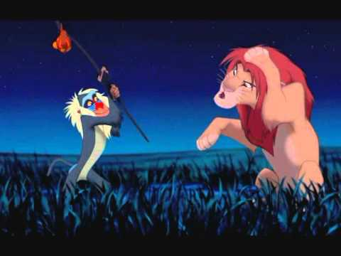 Lion King What did you do that for the past can hurt