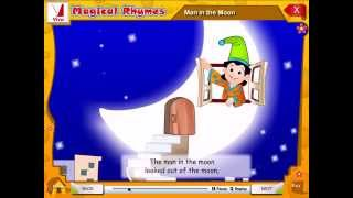 016 Magical Rhymes - Man In the Moon