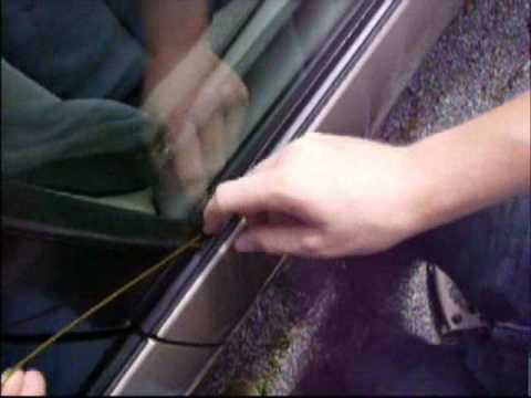 How To Unlock A Car Door With An Hanger