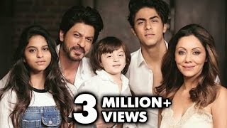 Shahrukh Khan's EMOTIONAL Moment For His KIDS!