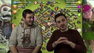 3- Clash Of Clans Oynuyoruz: Tamer'in Yükselişi!
