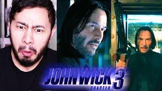 JOHN WICK: CHAPTER 3 - PARABELLUM | Trailer #2 | Reaction!