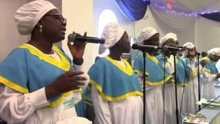 Ultmate Choir @ Ileri Oluwa Parish Houston Tx