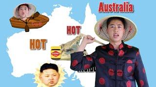 Being an Asian Australian