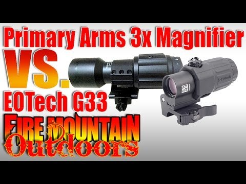 Xxx Mp4 3x Magnifier Showdown Primary Arms G3 Vs EoTech G33 3gp Sex