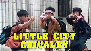 Wu Tang Collection - Little City Chivalry