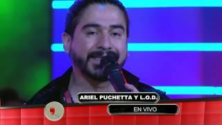 Ariel Pucheta y L.O.D. en vivo en Pasion de Sabado 3 6 2017 parte 1