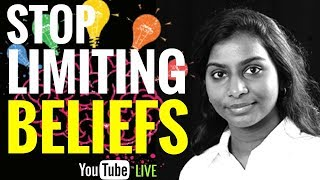 🏆 How To Overcome Your Limiting Beliefs | Tamil