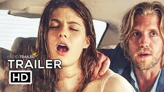 THE LAYOVER Official Trailer #2 (2018) Alexandra Daddario, Kate Upton Comedy Movie HD