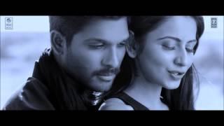 Telusa Telusa Song - Cyan Tone Color HD | Sarinodu | Allu Arjun | Rakul Preet | Catherine Tresa