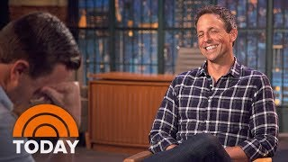 'He Took It Too Far': Seth Meyers 'Blames' Obama For Making Trump Run For President   TODAY