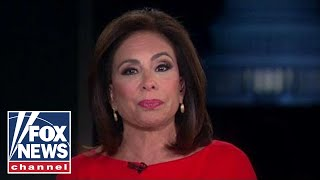 Judge Jeanine: Move over fake news, here come fake laws
