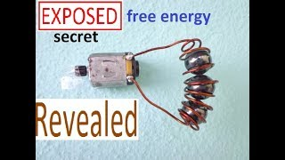 free energy with magnets secret revealed