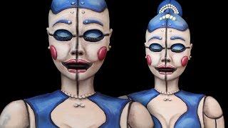 Ballora FNAF Sister Location Make-Up Tutorial | Tutorial Tuesday