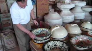 Manufacturing process of Mexican Sinks and tiles