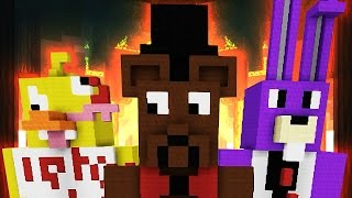 Drunk Minecraft #65 | FIVE NIGHTS AT MINECRAFT
